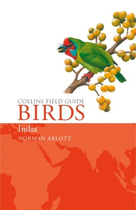 Birds of India by Norman Arlott