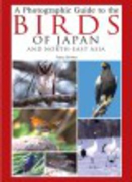 A photographic guide to the birds of Japan and north-east Asia by Tadao Shimba