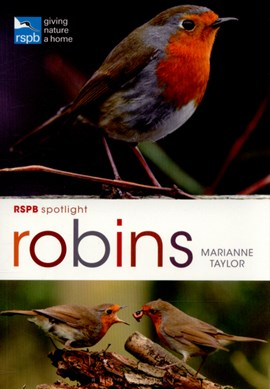 Robins by Marianne Taylor