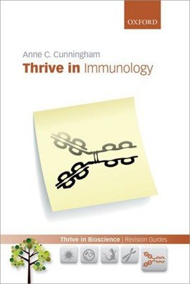 Thrive in immunology by Anne C. Cunningham