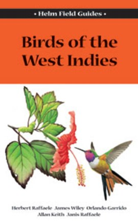 Birds of the West Indies by Allan Keith