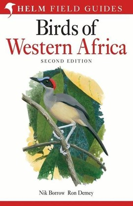 Birds of Western Africa by Nik Borrow