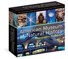 American Museum Of Natural History Card Deck by David Sobel