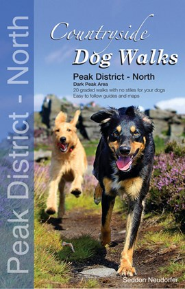 Countryside dog walks. Peak District - North, Dark Peak area by Gilly Seddon