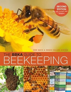 The BBKA guide to beekeeping by Ivor Davis