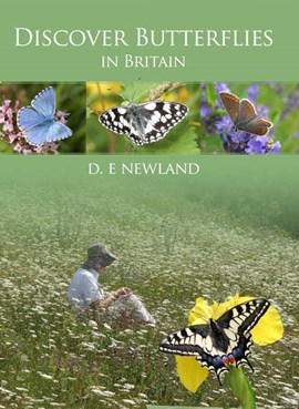 Discover butterflies in Britain by D. E Newland