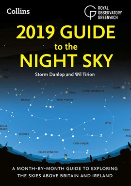 2019 Guide To The Night Sky P/B by Storm Dunlop