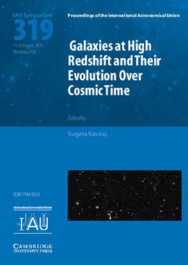 Galaxies at High Redshift and their evolution over cosmic time by Sugata Kaviraj