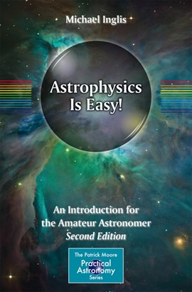 Astrophysics Is Easy! by Michael Inglis