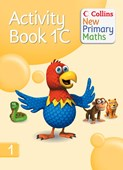 Collins new primary maths. Activity book 1C