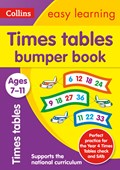 Times tables. Age 7-11 Bumper book