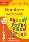 Numbers. Ages 3-5 Workbook