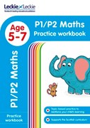 P1/P2 maths practice workbook