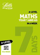 A-level maths year 1 (and AS) in a week