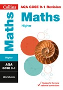 AQA GCSE 9-1 maths. Higher Workbook