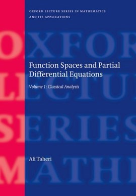 Function spaces and partial differential equations by Ali Taheri