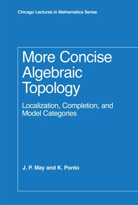 More concise algebraic topology by J. P. May