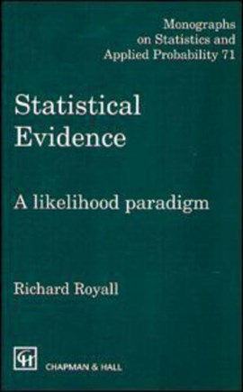 Statistical evidence by Richard Royall