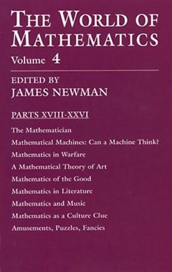 The World of Mathematics, Vol. 4 by James R. Newman