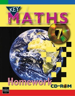 Key maths 7 home support by Peter Sherran