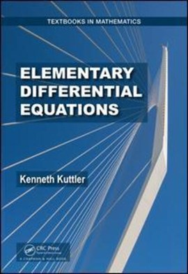 Elementary differential equations by Kenneth Kuttler