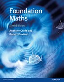 Foundation maths