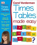 Carol Vorderman times tables made easy