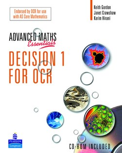 Decision 1 for OCR by Janet Dangerfield