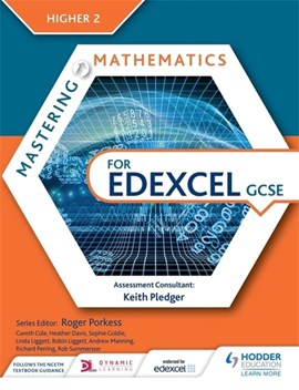 Mastering mathematics for Edexcel GCSE. Higher 2 by Gareth Cole