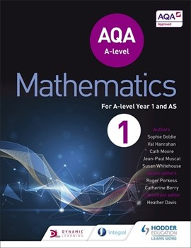 AQA A level mathematics. Year 1 (AS) by Sophie Goldie