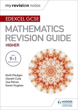 Edexcel GSCE maths. Higher Mastering mathematics revision guide by Keith Pledger