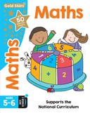 Gold Stars Maths Ages 5-6 Key Stage 1