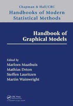 Handbook of graphical models by Marloes Maathuis