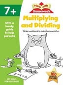 Help with Homework Multiplying & Dividing 7+