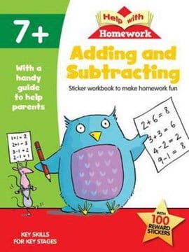 Help With Homework Adding And Subtracting (FS) by