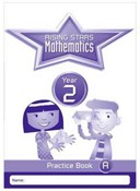 Rising Stars Mathematics Year 2 Practice Book Pack (single copies of books A, B and C)