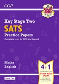 New KS2 Maths and English SATS Practice Papers Pack (for the 2020 tests) - Pack 2