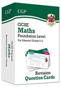 New Grade 9-1 GCSE Maths Edexcel Revision Question Cards - Foundation