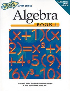 Algebra, Book 1 by Steve Jahnke