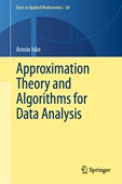 Approximation theory and algorithms for data analysis