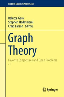 Graph theory 1 by Ralucca Gera