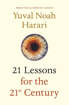21 Lessons For The 21st Century TPB by Yuval N Harari