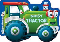Tractor H/B (FS) by Igloo Books