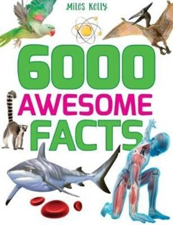 6000 Awesome Facts (FS) P/B by Belinda Gallagher