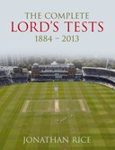 The complete Lord's tests, 1884-2013