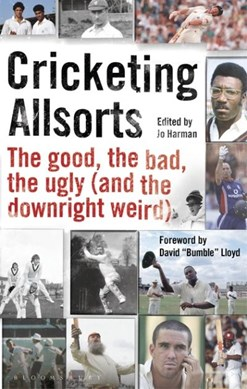 Cricketing allsorts by Jo Harman