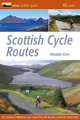 Scottish cycle routes by Alasdair Cain