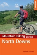 Mountain biking on the North Downs
