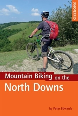 Mountain biking on the North Downs by Peter Edwards
