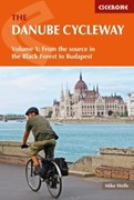 The Danube Cycle Way. Volume 1 From the source to Budapest
